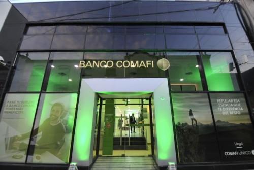 Banco Comafi  sucursales